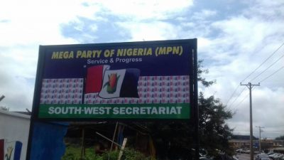 Sheriff & Kashamu's Followers Decamp From PDP To Mega Party Of Nigeria