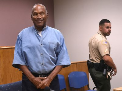 OJ Simpson Gets Parole After 9 Years In Prison