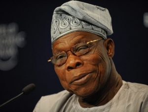 Olusegun Obasanjo warns FG about Biafra