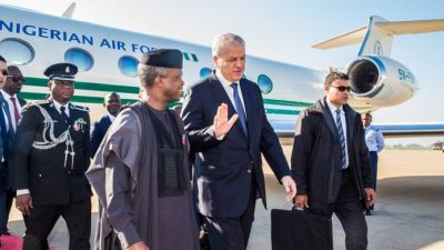 Buhari Is Recuperating Fast, He Should Be Back Soon - Osinbajo