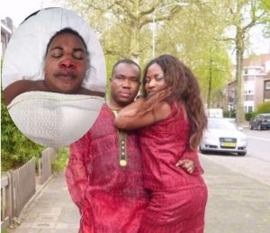 Nigerian Pastor Living In Netherland Pushes His Wife Down From Upstairs
