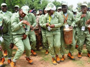 NYSC to be removed from the Nigerian Constitution
