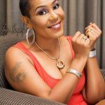 Nollywood actress Shan George