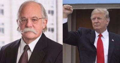 Ty Cobb To Defend Trump In Russia Case