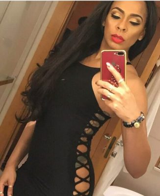 BBNaija Tboss Causes Stir As She Steps Out Pant~less