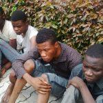 5 Male Students Of Adeyemi College Of Education Gang Rap€ Girl, Record Act On Tape