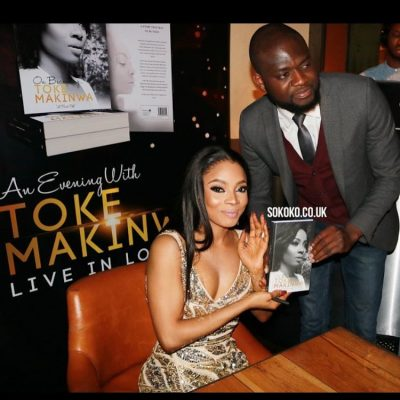 I Was Once Advised To Withdraw From School - Toke Makinwa