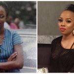 Toke Makinwa Before and Now