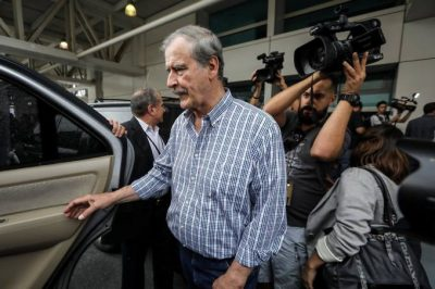 Former Mexican President, Vicente Fox Banned From Venezuela