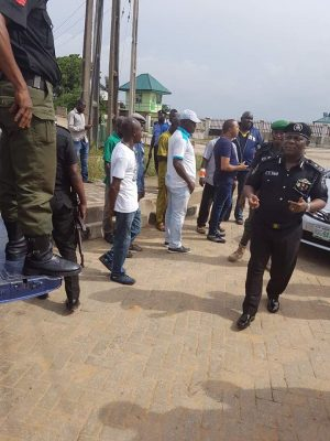 Police, OPC Round Up 15 Members Of Badoo Gang In Ikorodu