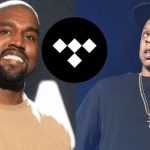 kanye west and jay z tidal