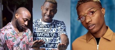 Check Out Mr 2Kay's Message To WizKid And Davido