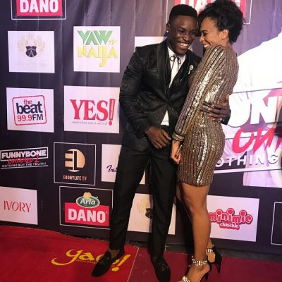 2face, Tboss, Efe, Others Grace Comedian, Funnybone's Show