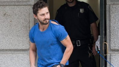 Shia LaBeouf: Actor Arrested For Public Misconduct After Being Drunk