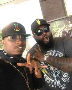 Cameroonians Mistake Davido's Hype Man, Special Spesh For Rick Ross