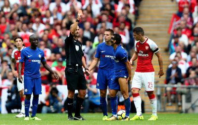 Community Shield Final: Arsenal vs Chelsea 1-1 (4-1 On Pens) [HIGHLIGHTS DOWNLOAD]