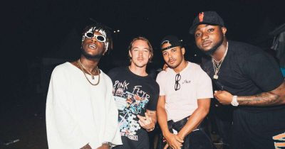 American Music Producer, Diplo Says Nigerians Are Hungry To Succeed