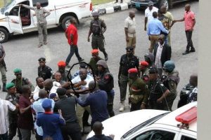 Hoodlums Invade Kogi State House Of Assembly, Beat Up Law Makers