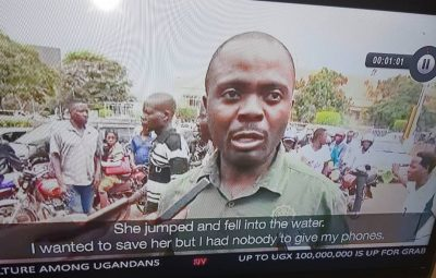 He Had No Where To Keep His Phone, So He Watched Her Drown!
