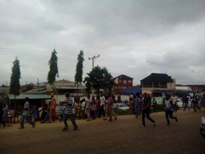Ritualists' Den Uncovered In Obadeyi Ajala Area Of Lagos
