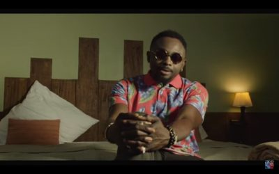 VIDEO: Sean Tizzle - Roll Up ft. Iceberg Slim
