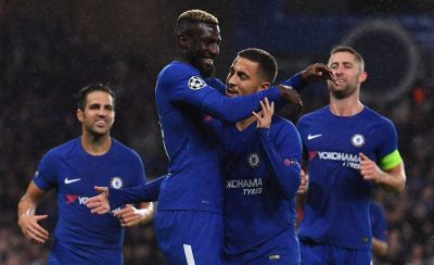 Champions League (Group Stage): Chelsea vs Qarabag FK 6 - 0 [HIGHLIGHTS DOWNLOAD]