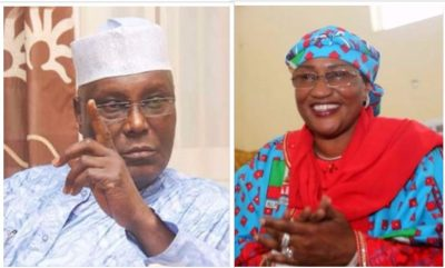 Image result for atiku and mama taraba