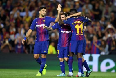 Champions League (Group Stage): Barcelona vs Juventus 3 -0 [HIGHLIGHTS DOWNLOAD]