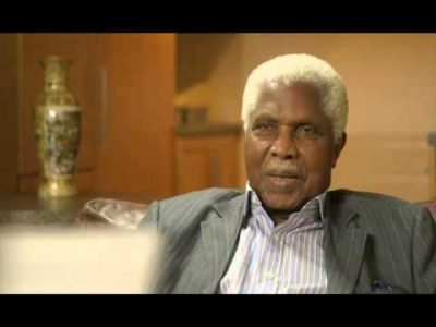 First Elected Nigerian Vice President Alex Ekwueme