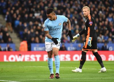 Leicester City vs Man City 0 -2 video download