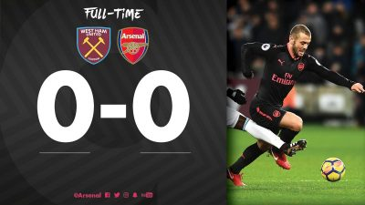 West Ham vs Arsenal 0-0 video download