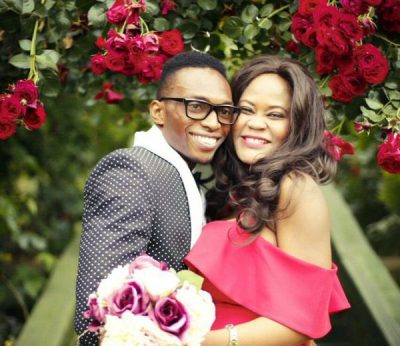 UChe Kalu and wife