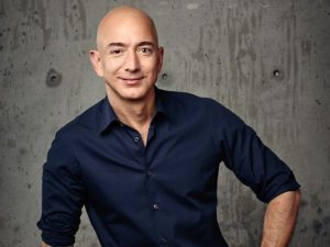 Jeff Bezos world richest man net worth 2018