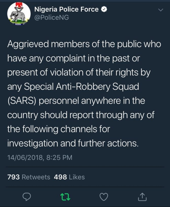 Phone number for sars complaints-2