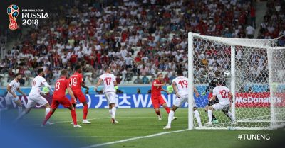 Download video highlights Tunisia vs England 0-1