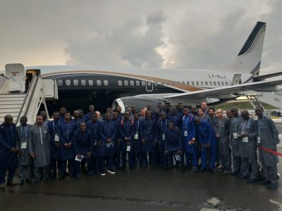 Senegal Players in Russia for world cup