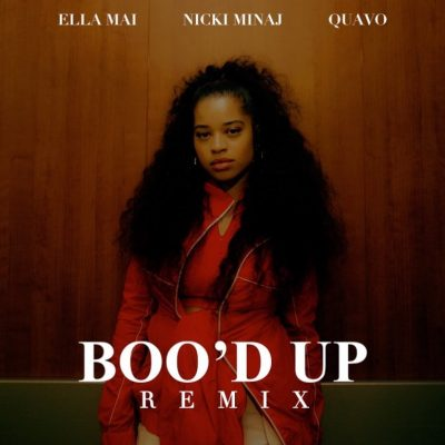 Download mp3 Ella Mai Bood Up Remix ft Nicki Minaj Quavo