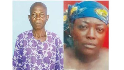 Retiree wife disappears with children