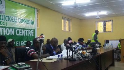 INEC Announces Official Result of Osun State election