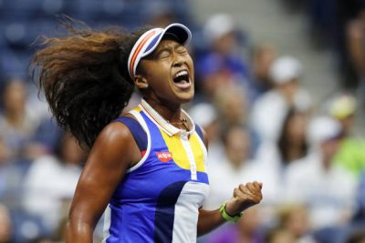 naomi osaka to face serena williams