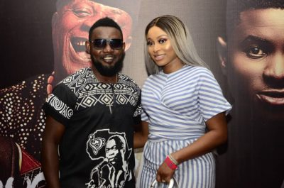AY Comedian and Wife at Buckwyld N Breathless 3