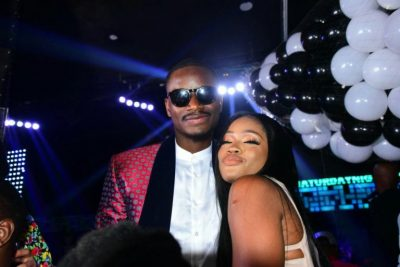 Cee-C And Leo Seen Getting Cozy Video