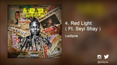 Download mp3 LadiPoe Red Light ft Seyi Shay mp3 download