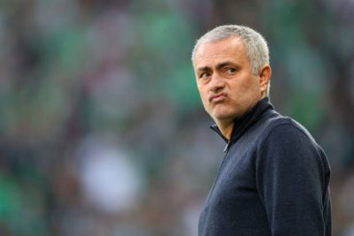 Mourinho sacked as Manchester United Manager