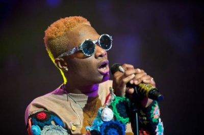 Wizkid Shades Davido's DMW Comment on 'Fever' Video