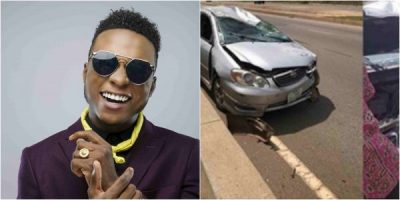 DJ Kaywise Survives Ghastly Motor Accident