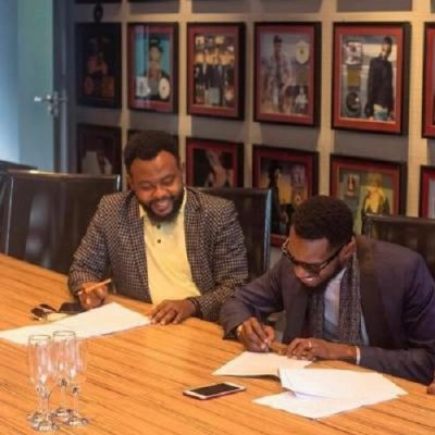 D'Banj signs new deal with Sony Music