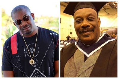 Don Jazzy's Dad Is Dundalk Institute of Technology Latest Graduate