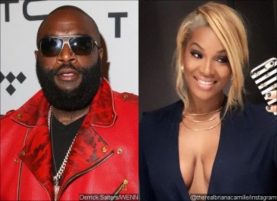Rick Ross and Girlfriend, Brianna Camille Welcome Baby Boy