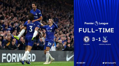 download video highlights Chelsea vs Crystal Palace 3-1 highlights video download